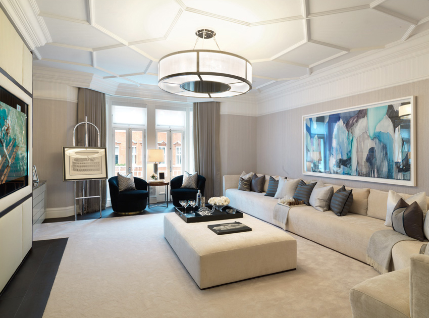 Private Residence – Knightsbridge