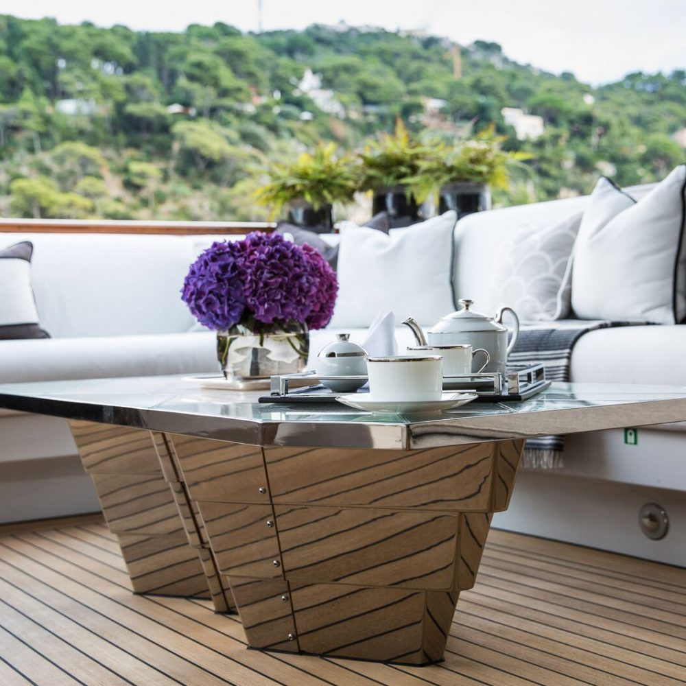 Super Yacht Furniture
