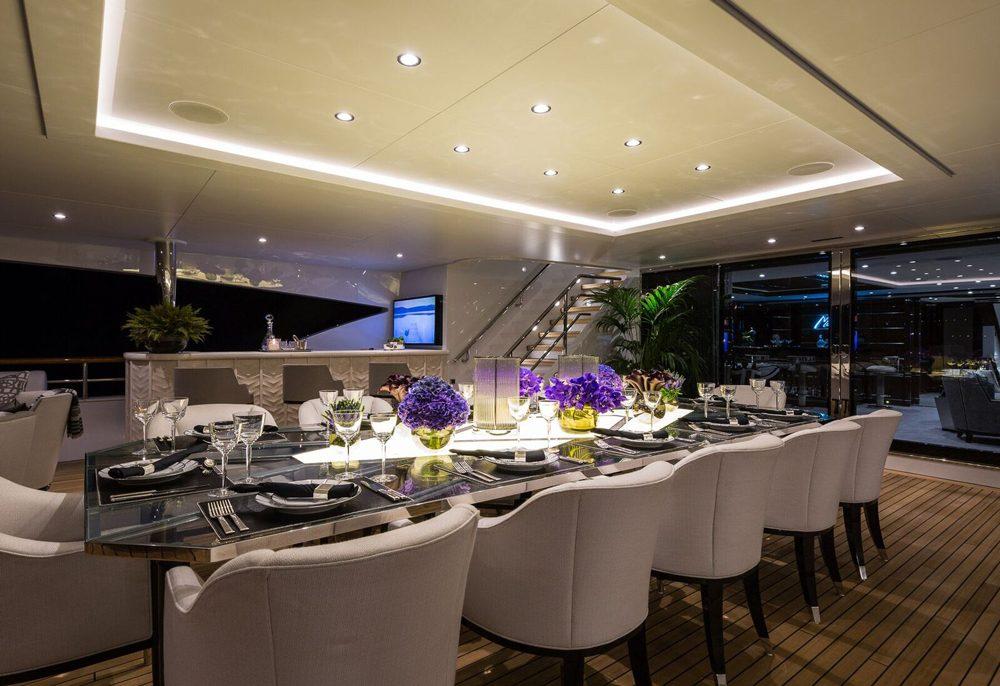Super Yacht Furniture
