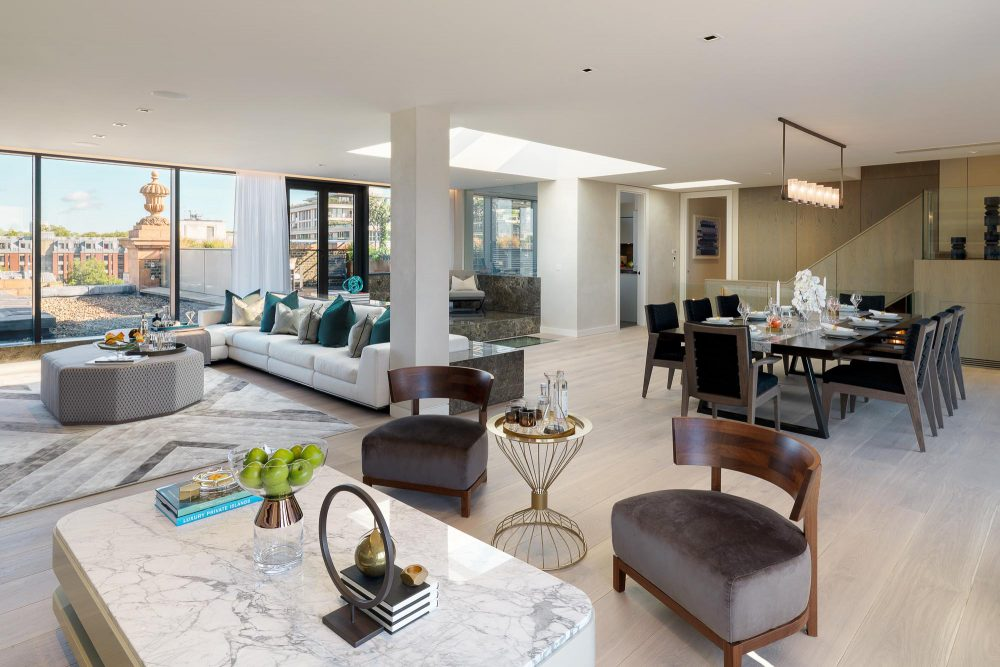 Private Residence 2 – Knightsbridge