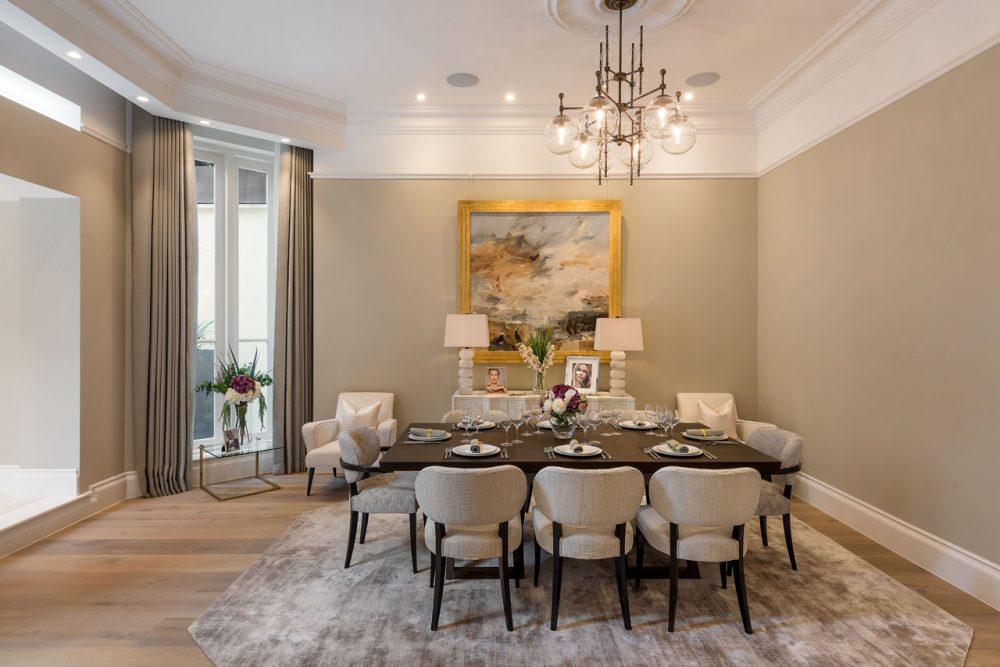 Private Apartment – Belgravia