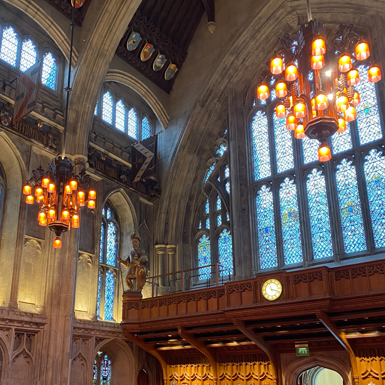 Guild Hall – City of London Corporation – Great Hall